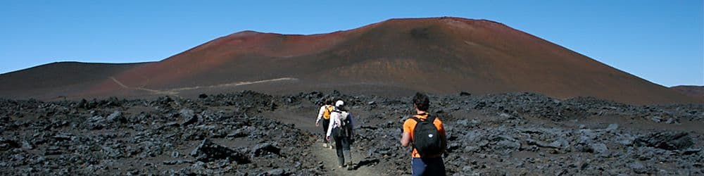 Hiking and Trekking with mountain guides in Reunion Island