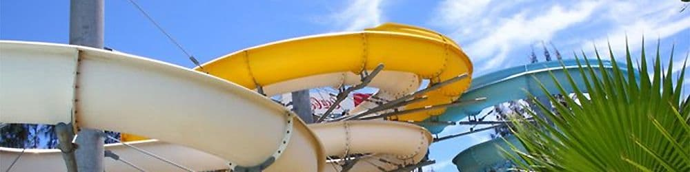 Aquaparks Water parks in Reunion island
